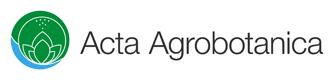 Acta Agrobotanica